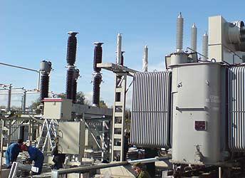 Расценки на электромонтажные работы трансформаторных подстанций